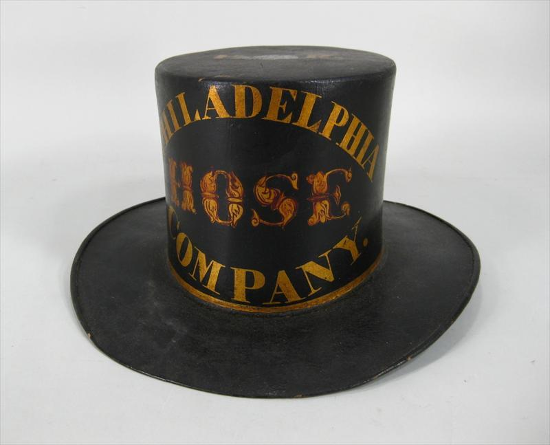 Feb11-5641Randolph Family Philadelphia Hose Company Memorabilia