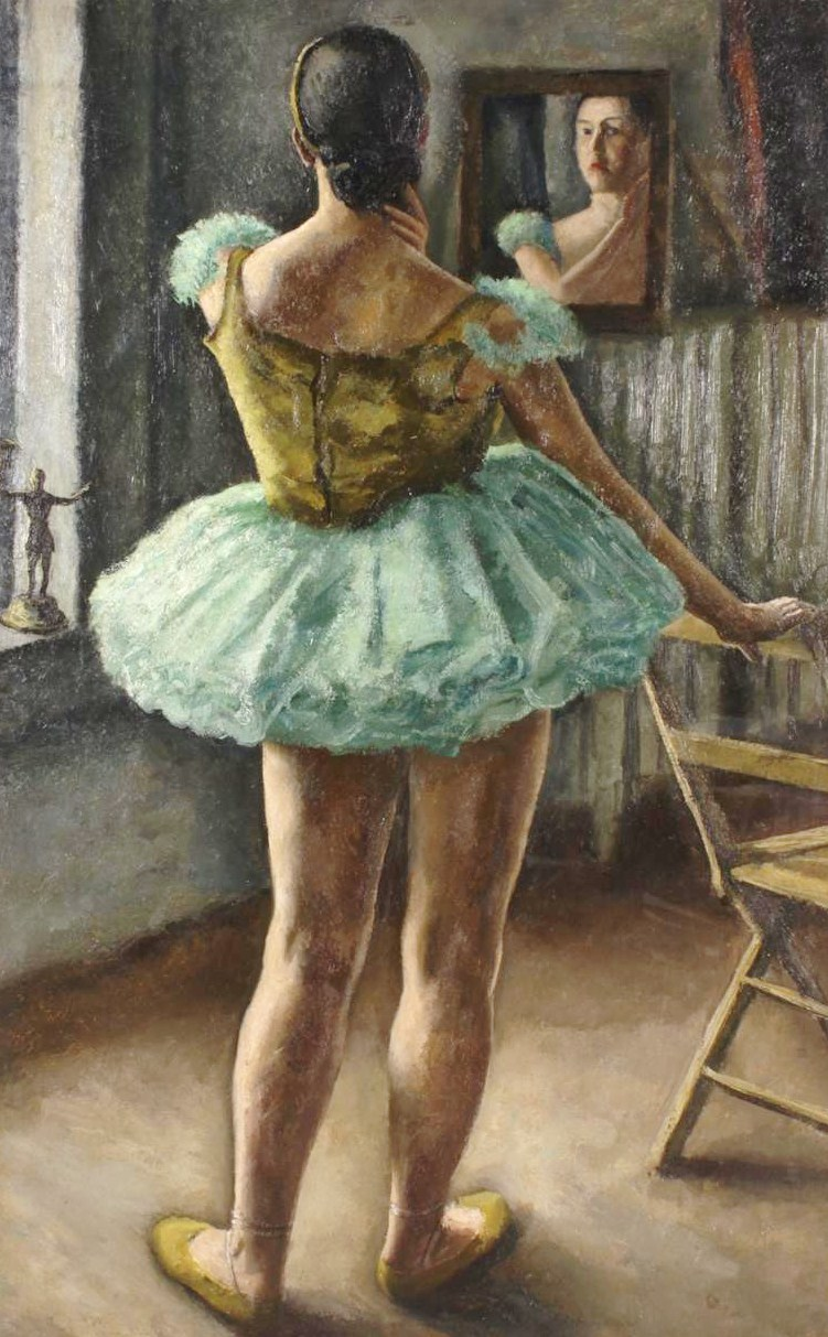Samuel Brecher, 1897-1982, The Dancer