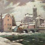 Paul F. Berdanier, Grip Of Winter, C. 1940