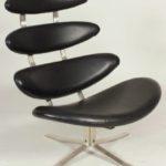 Poul Volther Corona Chair For Erik Jorgensen, Danish, C. 1961