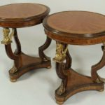 Pair Of Napoleon III Style Occasional Tables