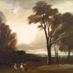 Philip Hugh Padwick, 1876-1958, Landscape With Figures
