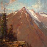 After Thomas Moran, American School, 19th C, Mount Of The Holy Cross