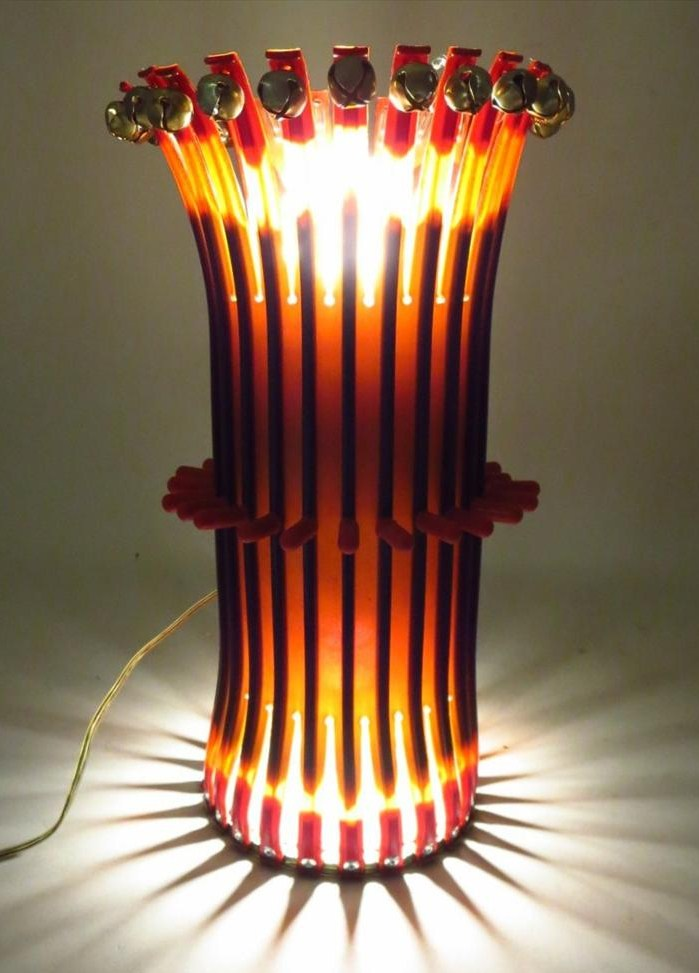 Gaetano Pesce, Italian, B. 1939, Alda Table Lamp