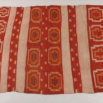 Antique Navaho Woven Blanket, Late 19th-early 20th Century. Sold For $7,500