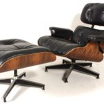 Charles And Ray Eames For Herman Miller Chair And Ottoman, 1978. Sold For $4,843 In October 2015.