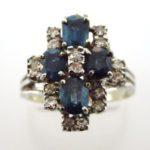 325 Sapphire.Diamond.Ring