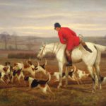 Edward A. S. Douglas, British, Fox Hunting And Hounds, 1879
