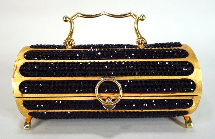 Judith Leiber Jeweled Purse