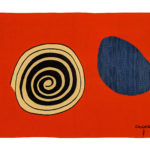 After Alexander Calder (American, 1898-1976) La Trache Bleue, 1975. Sold For $22,500 At Partner Capsule Gallery Auction