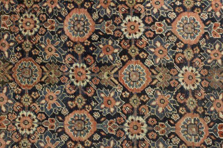 Ferehan Hall Carpet, Early 20th C., Sold For $3,000