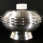 Jean Puiforcat, Artist Signed Sterling Silver Bowl. Sold For $19,800.