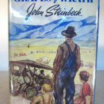 John Steinbeck, The Grapes Of Wrath. Viking Press, NY. 1939. Sold For $1,218.