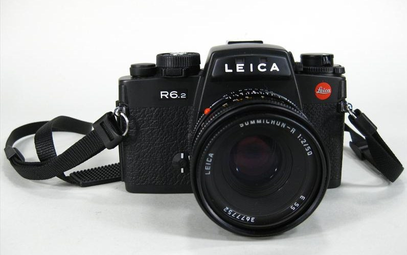 Leica R6.2 Camera. Sold For $895.