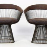 Pair Of Warren Platner For Knoll Chairs. Sold For $2,500