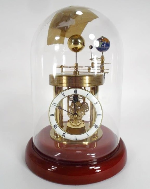 Parks And Hadley Orrery, 19th C., With Globe & Sun, Sold For $1,625