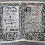 Poems Chosen Out Of The Works Of Samuel Taylor Coleridge, 1896, Kelmscott Press. Sold For $1,687.