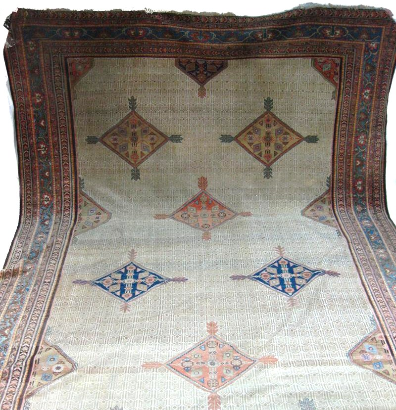 Serab Carpet, Northwest Persia, Circa 1900. Sold For $17,401.