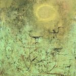 Zao Wou-Ki, Chinese-French, Oiseaux Dans Les Nids (Bids In The Nests) 1951, Oil On Canvas. Sold For $487,500