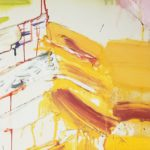 Joan Snyder. Capsule Gallery Auction Of Post War & Contemporary For November.2