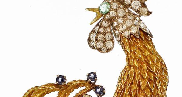 June 23, 2018 – Antiques & Design | Jewelry & Fashion