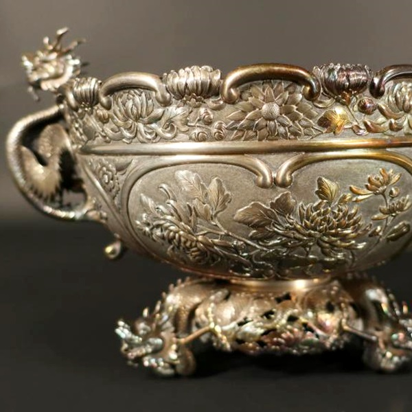 Silver, Bronze & Vertu