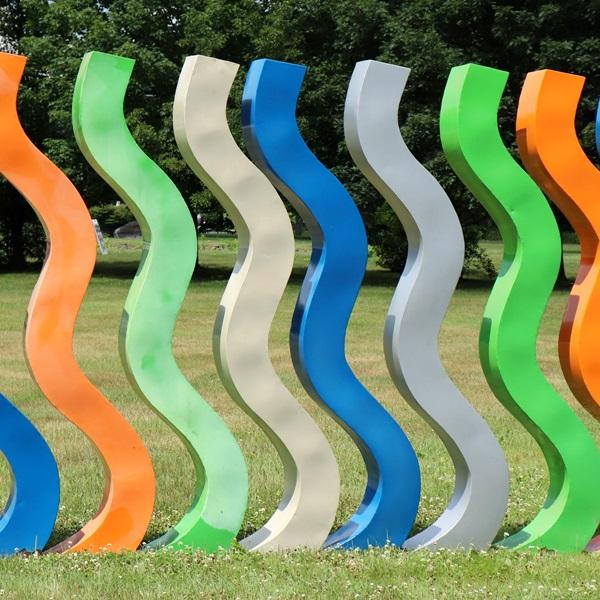 Outdoor: Sculpture, Furniture & Garden (Lots 1-42)
